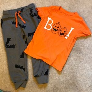 Toddler boys Halloween outfit